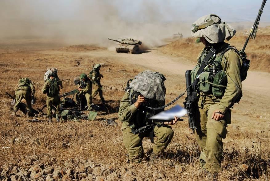 مناورة للجبهة الداخلية الإسرائيلية 20/2/2018