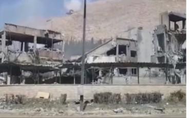 طائرة استطلاع تستهدف مجموعة شبان جنوب القطاع