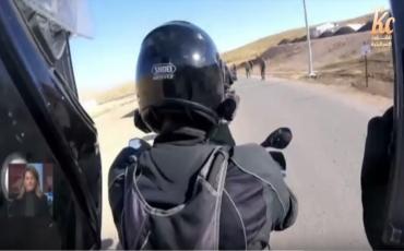 الأولى من نوعها.. الشرطة الإسرائيلية تفتتح دورة لمحاربة العمليات بواسطة الدرجات النارية