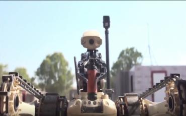 الجيش الإسرائيلي يكشف عن روبوت جديد سيستخدمه في أي حرب قادمة ضد الأنفاق