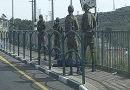استشهاد فلسطيني بزعم محاولته تنفيذ عملية طعن