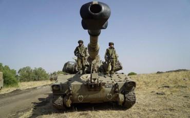 تدريبات جديدة لسلاح المدفعية