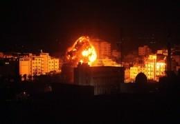 سلسلة غارات إسرائيلية على غزة وتواصل إطلاق القذائف