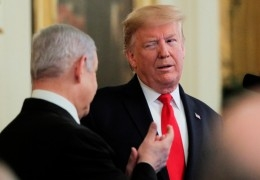 """رئيس """"الشاباك"""" السابق: خطة ترامب سلعة إسرائيلية كما أوسلو"""