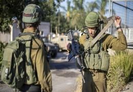 إصابة جنديين من حرس الحدود قرب مستوطنة يتسهار