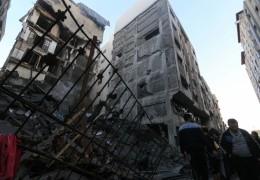 التوصل إلى وقف إطلاق النار في قطاع غزة