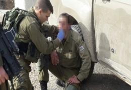 """إصابة جندي """"اسرائيلي"""" شرق غزة"""