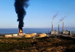 صواريخ غزة تهدد مشروع النفط الإسرائيلي