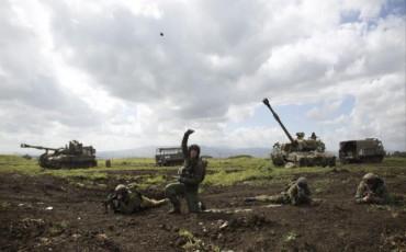 مناورة للجيش الإسرائيلي في الجولان تحاكي نشوب مواجهة في الشمال والجنوب