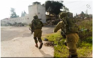 تدريبات لواء حيرم الإسرائيلي لمحاكاة اقتحام حزب الله للحدود