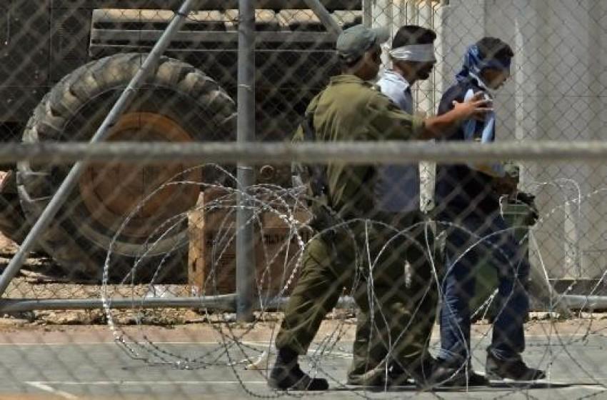 """650 فلسطينياً معتقلون في """"إسرائيل"""" بدون محاكمة"""