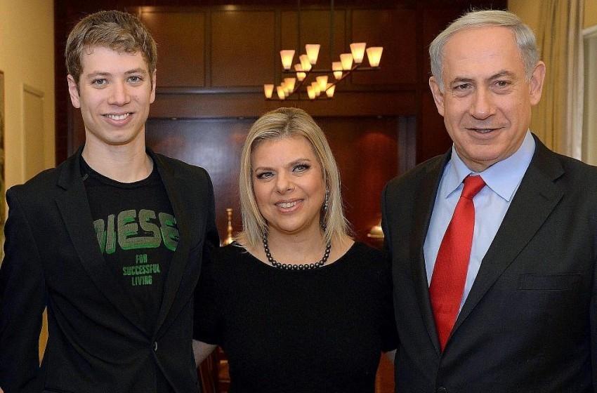 الشرطة الإسرائيلية: سارة ويائير نتنياهو مشتبه بهما بتلقي رشاوٍ