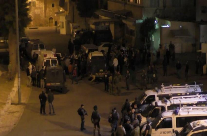 الجيش الإسرائيلي يعتقل 8 فلسطينيين بالضفة