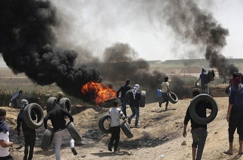 الأكثر عنفاً.. هكذا وصف الإعلام العبري مسيرات اليوم
