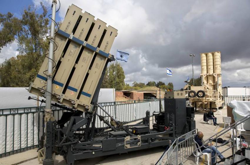 قوات الدفاع الجوي الإسرائيلي