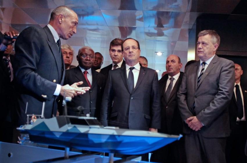 """قصة اللبناني الذي يبني سفن حربية لصالح """"إسرائيل"""""""