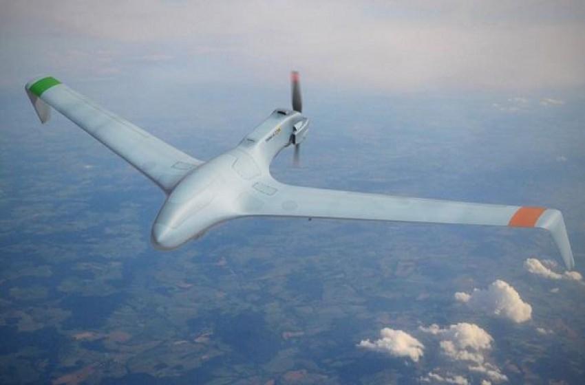 """شركة إسرائيلية تطلق الطائرة التكتيكية الجديدة """"هيرمز 45"""""""