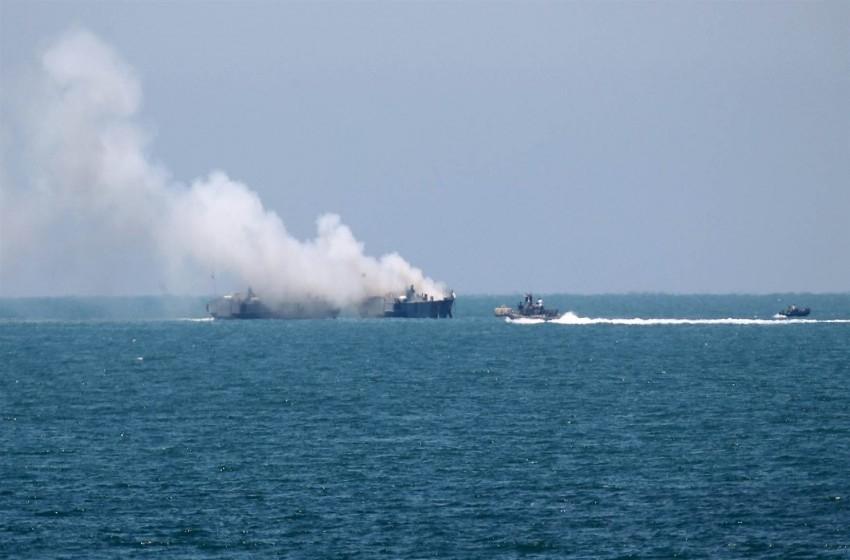 الجيش الإسرائيلي يقف وراء استشهاد الصيادين