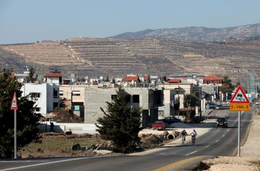 أعلام اسرائيل بدل أعلام سوريا