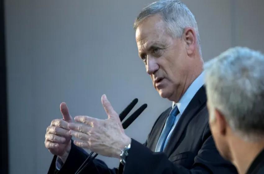 غانتس: الردع الإسرائيلي مع نتنياهو تم محوه كلياً