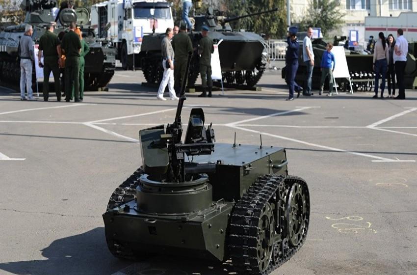 """الجيش يطور منظومة """"اكتشاف روبورتي"""""""