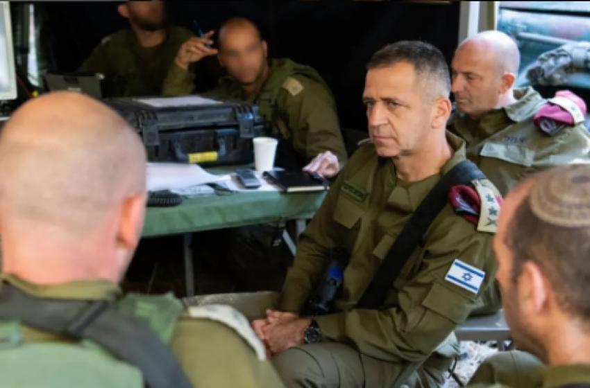 اختبارات لتحديد الوحدات الأنسب لقتال حماس في غزة