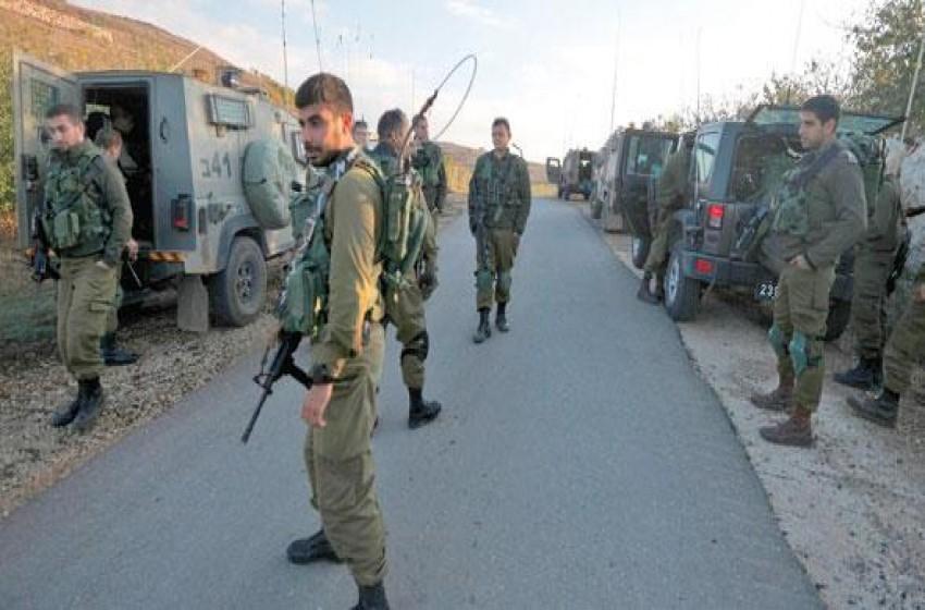 الجيش الإسرائيلي يتأهب على الحدود مع قطاع غزة