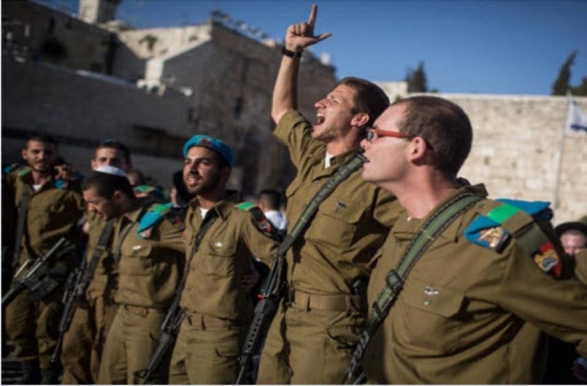 1.5 بالمائة فقط من الإسرائيليين يؤدون خدمة الاحتياط كاملة