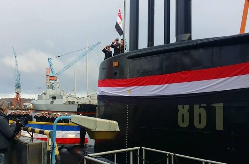 أشكنازي: الغواصات الألمانية نالت من تفوق مصر على سلاح البحرية