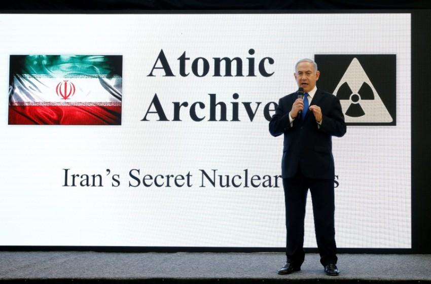 نتنياهو: إيران تمتلك مشروعاً سرياً لإنتاج صواريخ  نووية