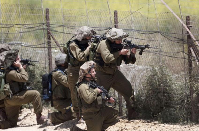 """""""إسرائيل"""" متخوفة من تسلل مسلحين من غزة"""