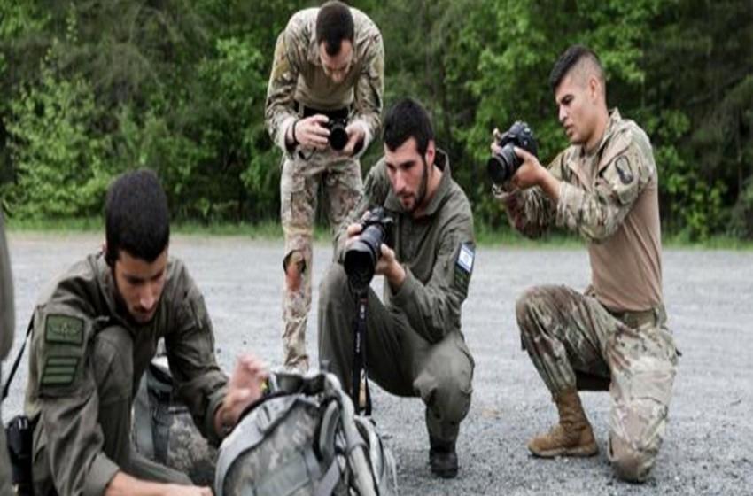 تدريبات أمريكية إسرائيلية على مهارات التصوير الحربي