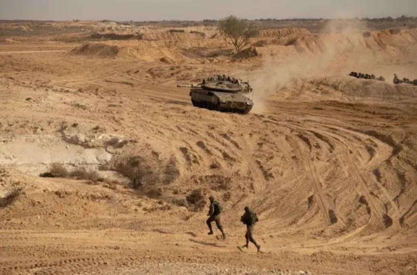 """الجيش الإسرائيلي يؤسس لواء """"باران"""" لحماية الحدود مع مصر"""