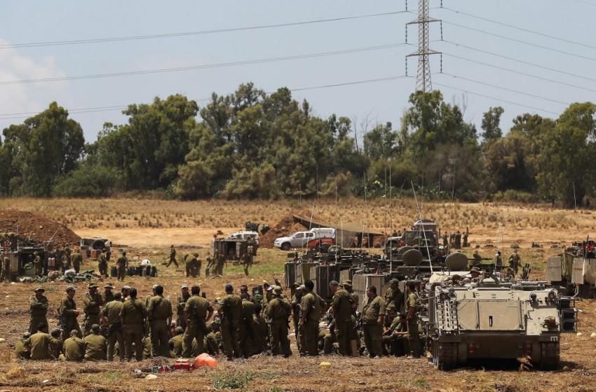 لمنع تسلل فلسطينيين.. الجيش يشق محاور جديدة بأشكول