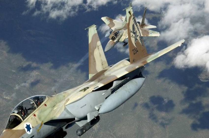 """غارات """"إسرائيلية"""" جديدة على عدة مواقع في سوريا"""