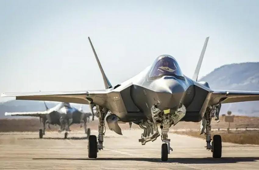 طائرتان جديدتان من طراز إف 35 تنضمان لسلاح الجو الإسرائيلي