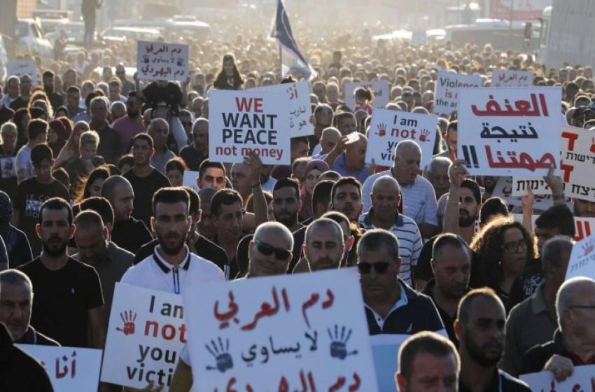 هل تبدو الجريمة في الوسط العربي ملفاً سرياً في جارور الأمن الإسرائيلي؟