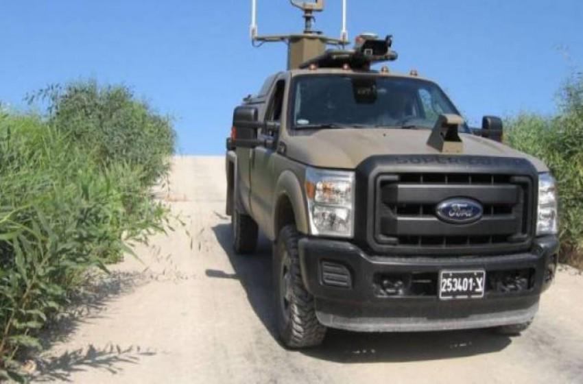 """""""إسرائيل"""" تكشف عن سيارتها العسكرية الغير مأهولة """"سيغيف"""""""
