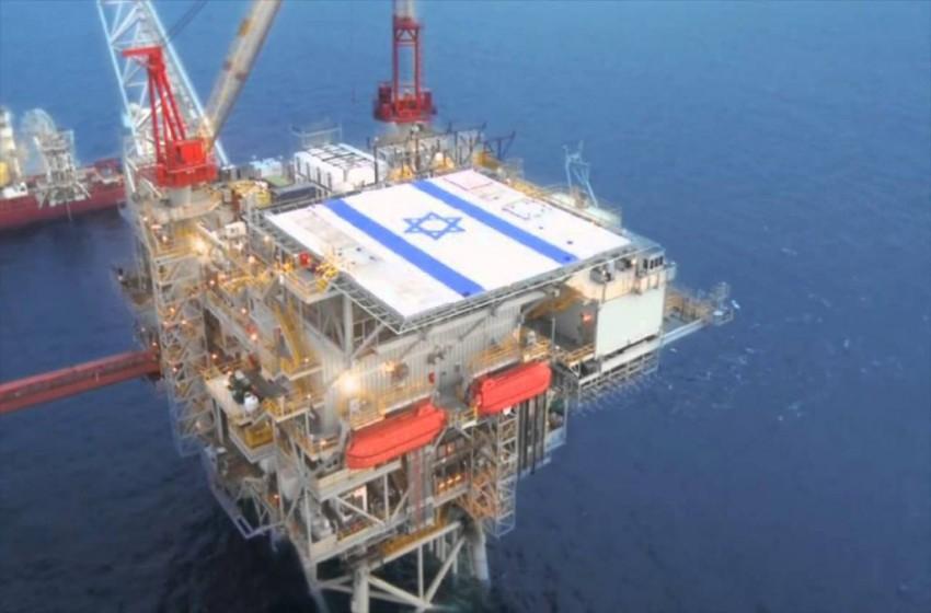 مليار ونصف شيكل لحماية منصات الغاز الإسرائيلية قبالة شواطئ غزة