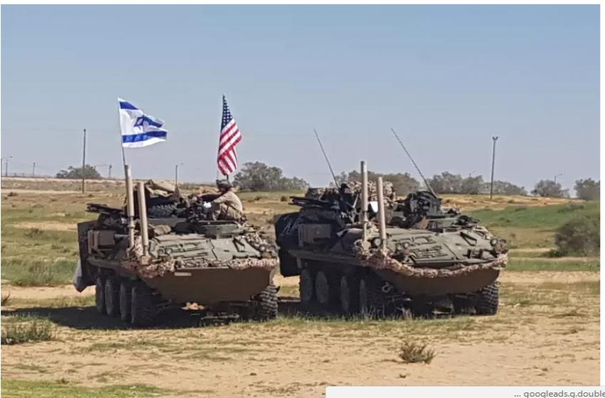 تدريبات إسرائيلية أمريكية مشتركة تحاكي محاربة الأنفاق