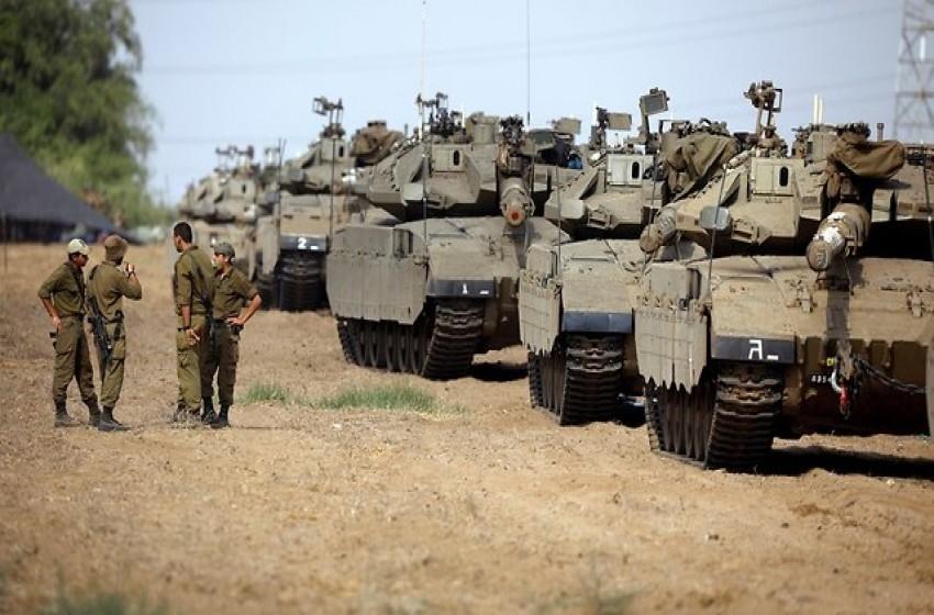 الجيش الإسرائيلي يجري تدريبات عسكرية تحاكي إجلاء مصابين