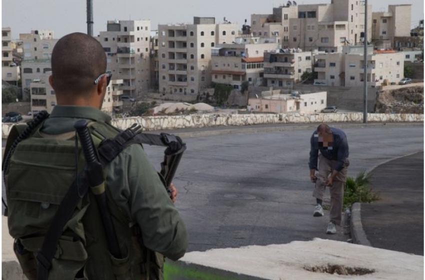 الشرطة العسكرية الإسرائيلية تنصب حواجز في أشكول