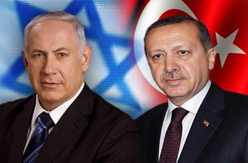 """أردوغان يطمئن نتنياهو حول الإلتزام بإتفاق المصالحة مع """"إسرائيل"""""""