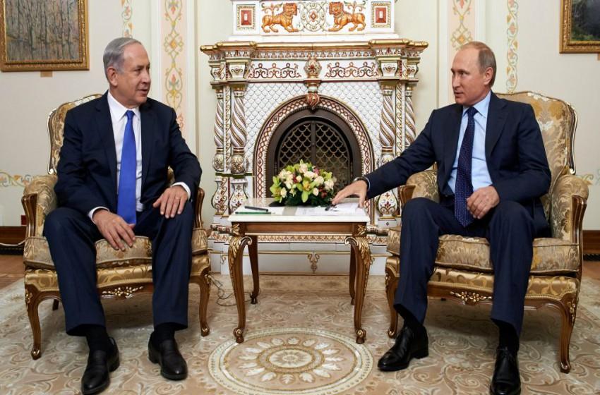 """زيارة نتنياهو إلى روسيا - """"ثقة متبادلة وخطط للمستقبل"""""""