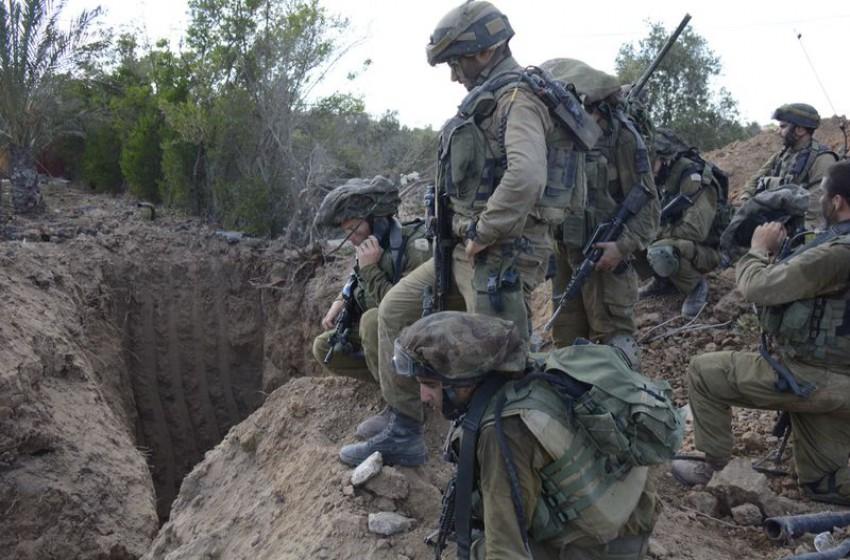 خلال بحثه عن الأنفاق: الجيش الإسرائيلي يعثر على نبع ما حار