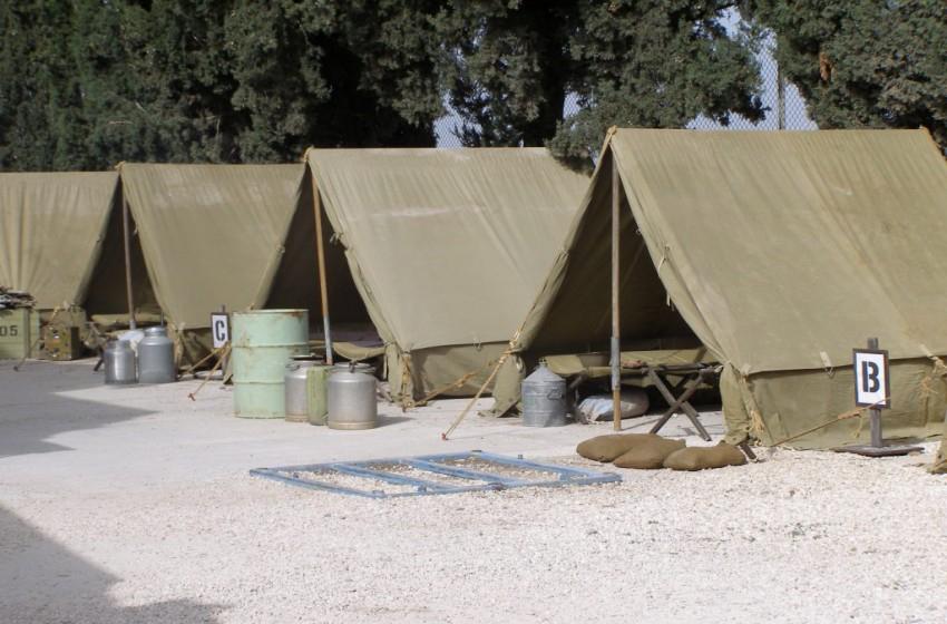 """انتشار وباء جلدي في معسكر للجيش """"الإسرائيلي"""" بإيلات"""