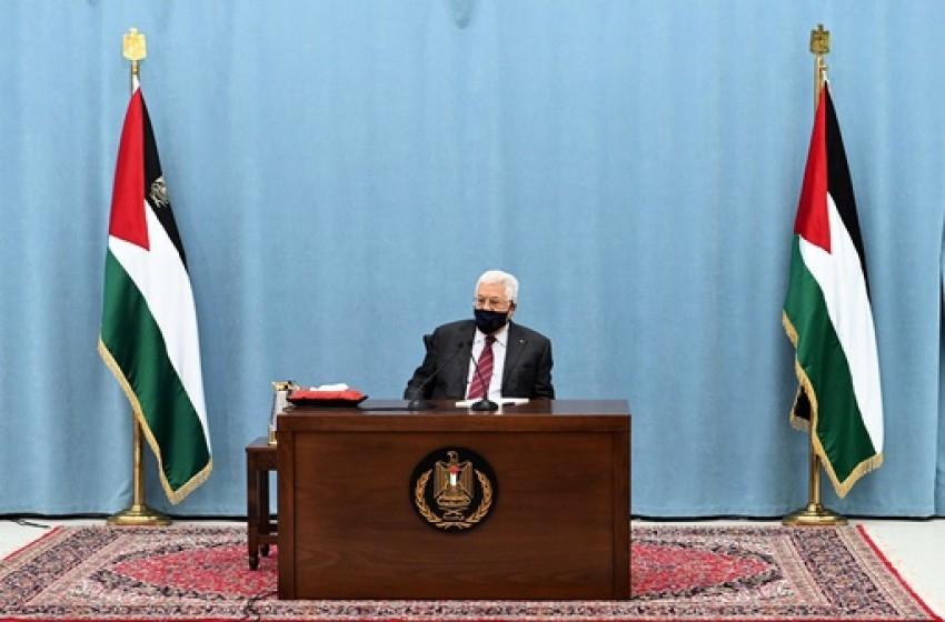 عباس أمام إملاءات الطاولة المنحازة..