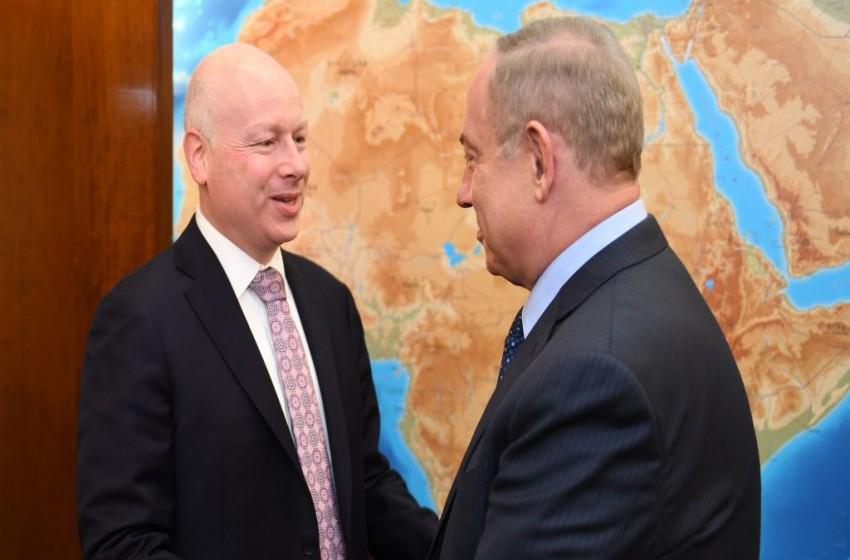 """جيسون جرانبلات يصل """"إسرائيل"""" اليوم للقاء عائلات الجنود والمختطفين الإسرائيليين"""