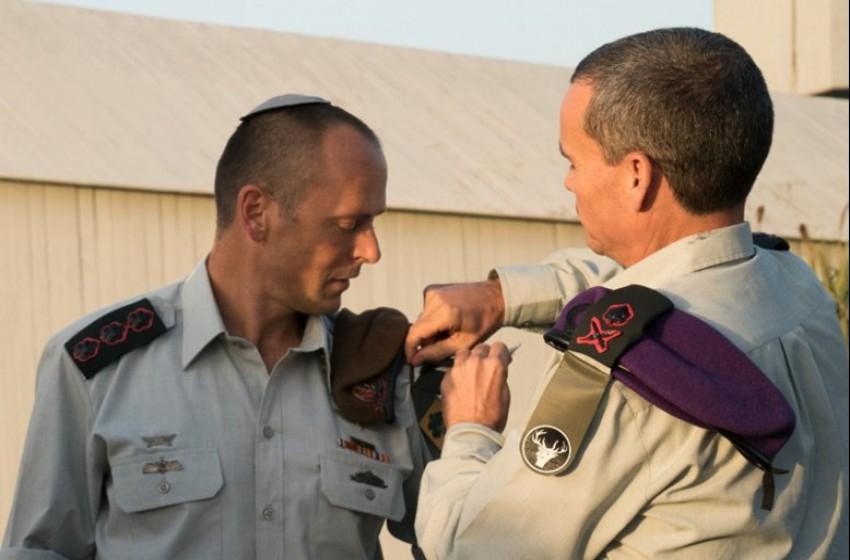 قائد جديد للواء جولاني بالجيش الإسرائيلي