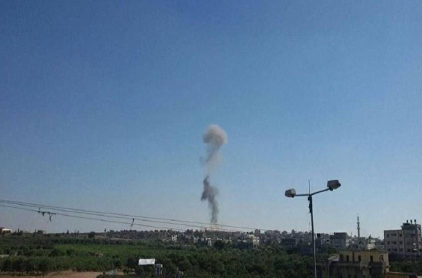 """الجيش """"الإسرائيلي"""" يقصف عدة أهداف لحماس بغزة الليلة"""